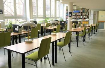 Könyvtárhasználat