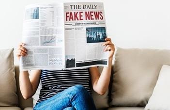 Senki sem védett a téves információkkal szemben