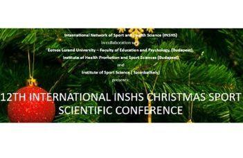 Nemzetközi INSHS Karácsonyi Sporttudományi Konferencia