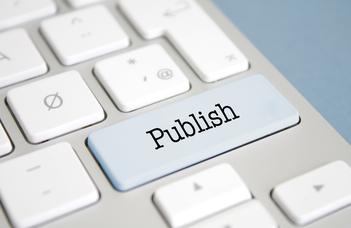 Publikálási lehetőség a Pedagógusképzés c. lapban