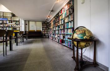 Könyvtári szolgáltatások a hibrid oktatás idején