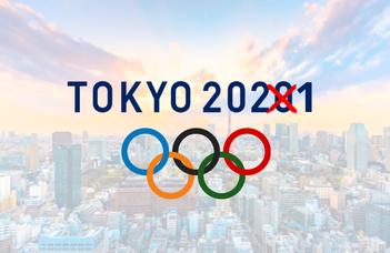 """""""Azért lehet idén olimpia, mert Japán szervezi"""""""