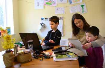 Lezárult az adatfelvétel az otthonoktatással kapcsolatos kutatásban