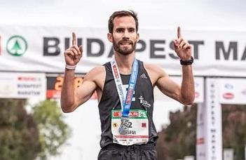 Rekordidővel lett magyar bajnok Csere Gáspár