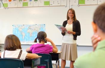 Hiányzik a társadalmi megbecsülés a tanárok többsége szerint