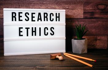 Betekintés a tudományos munka etikai vonatkozásaiba