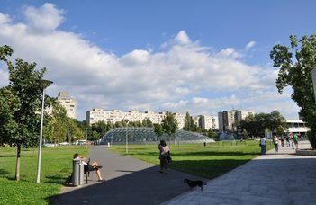 Városi park - a hely, ahol meglátjuk a másikat (thevip.hu)