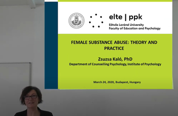 Female substance abuse: theory and practice