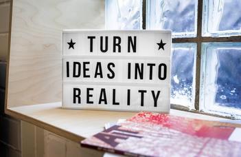 Innovatív hallgatói ötletpályázat