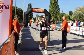 Csere Gáspár nyerte a Félmaratoni Magyar Bajnokságot