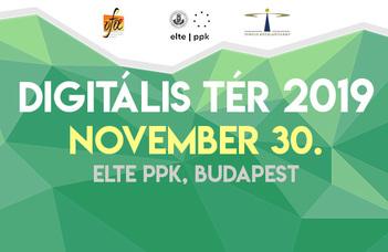 Digitális pedagógus konferencia