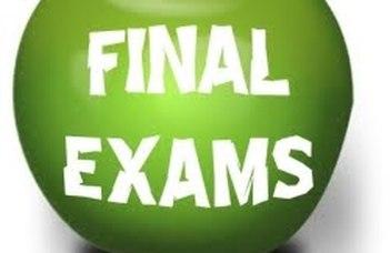 Final examination application 2021/22/1
